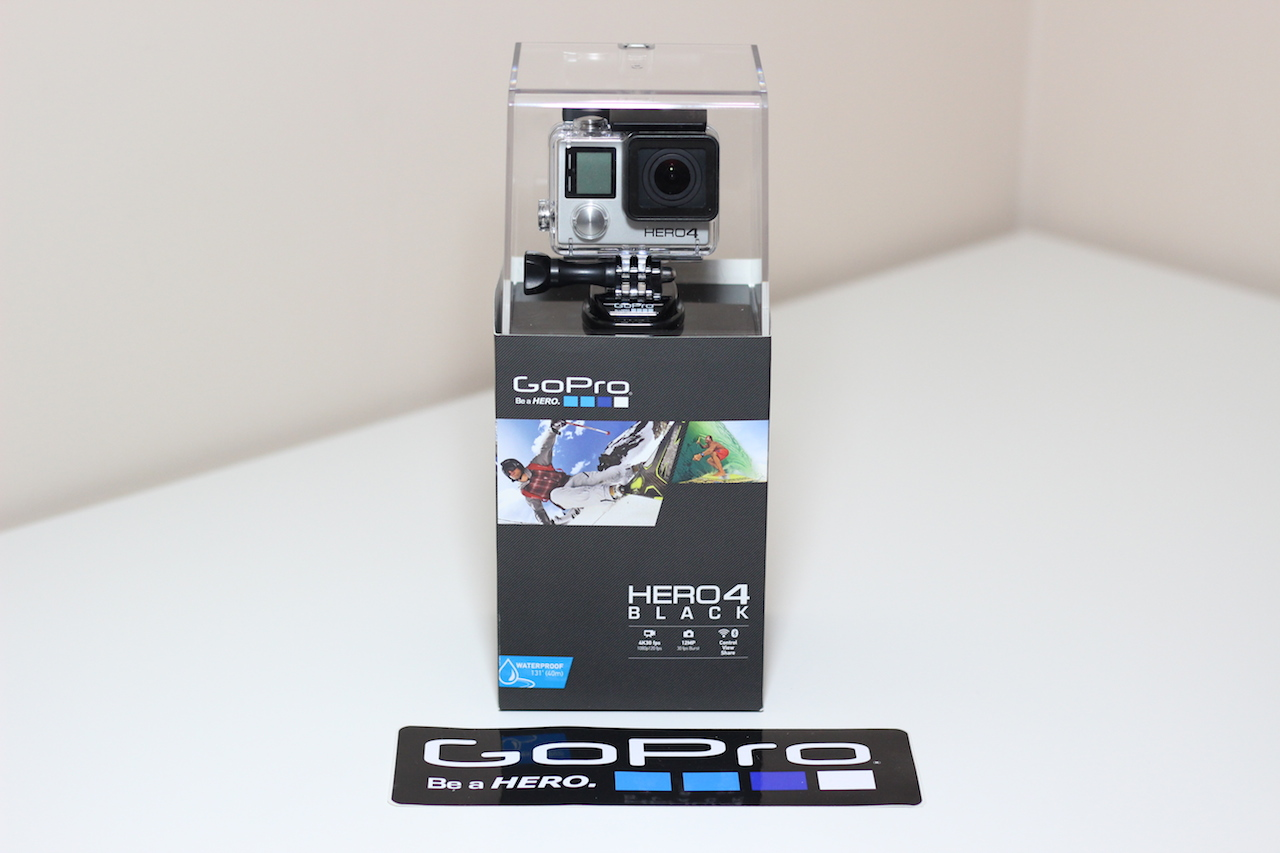 GoPro Hero 4 Black Edition Prezzo