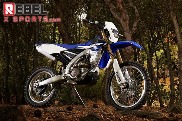 Nuova Yamaha WR 250 2015