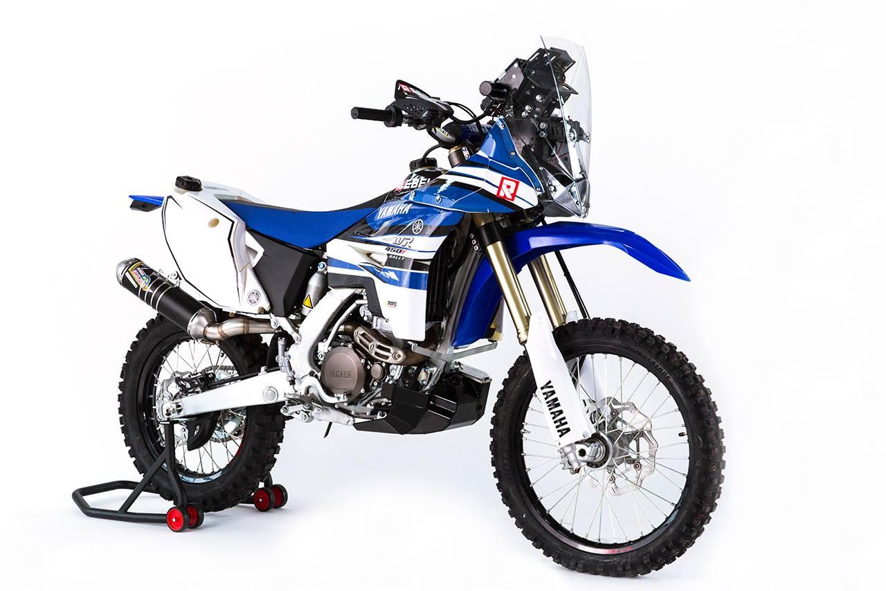 Yamaha wr 450 f rally rebel x sports srl for Yamaha 450 for sale
