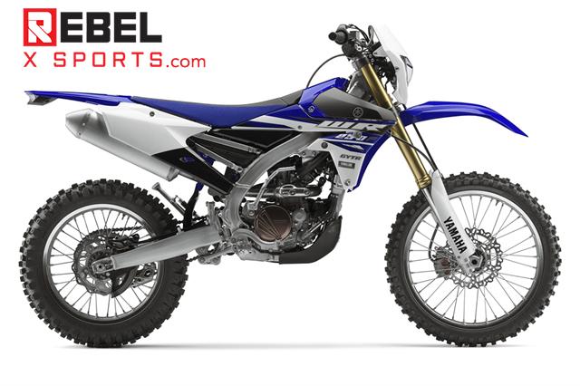 Yamaha WR 250 2015
