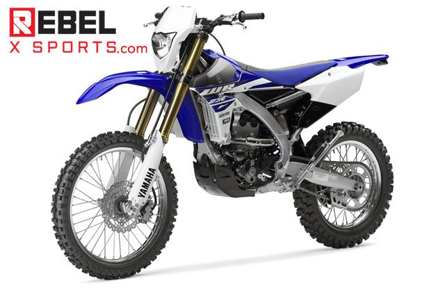 Yamaha WR 250cc 2015 Avviamento Elettrico