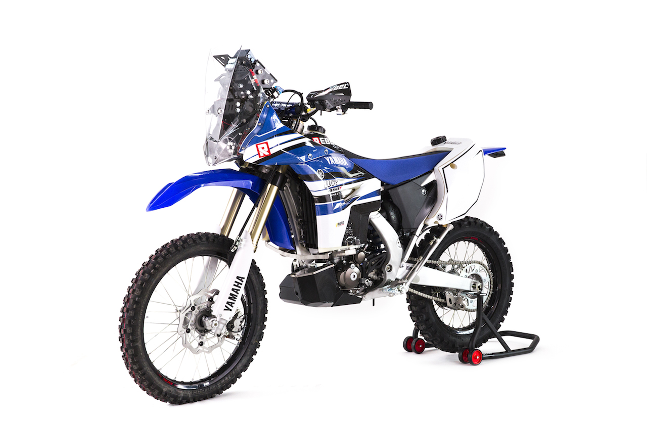 yamaha wr450f rally unveiled rebel x sports srl. Black Bedroom Furniture Sets. Home Design Ideas