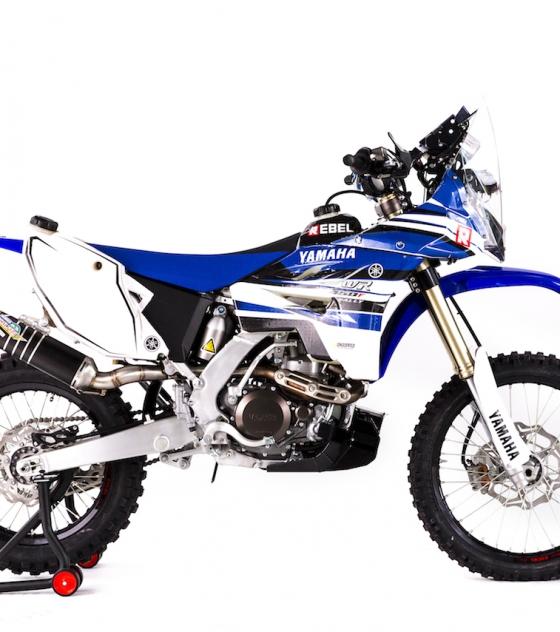 Yamaha Wr F Rally Dakar Dakar X on Yamaha Wr450f Dual Sport Kit