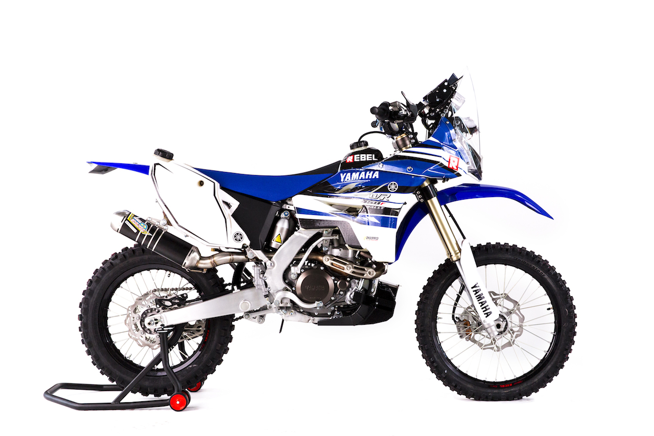 YAMAHA WR450F 2012-2015 Rally KIT – Rebel X Sports Srl