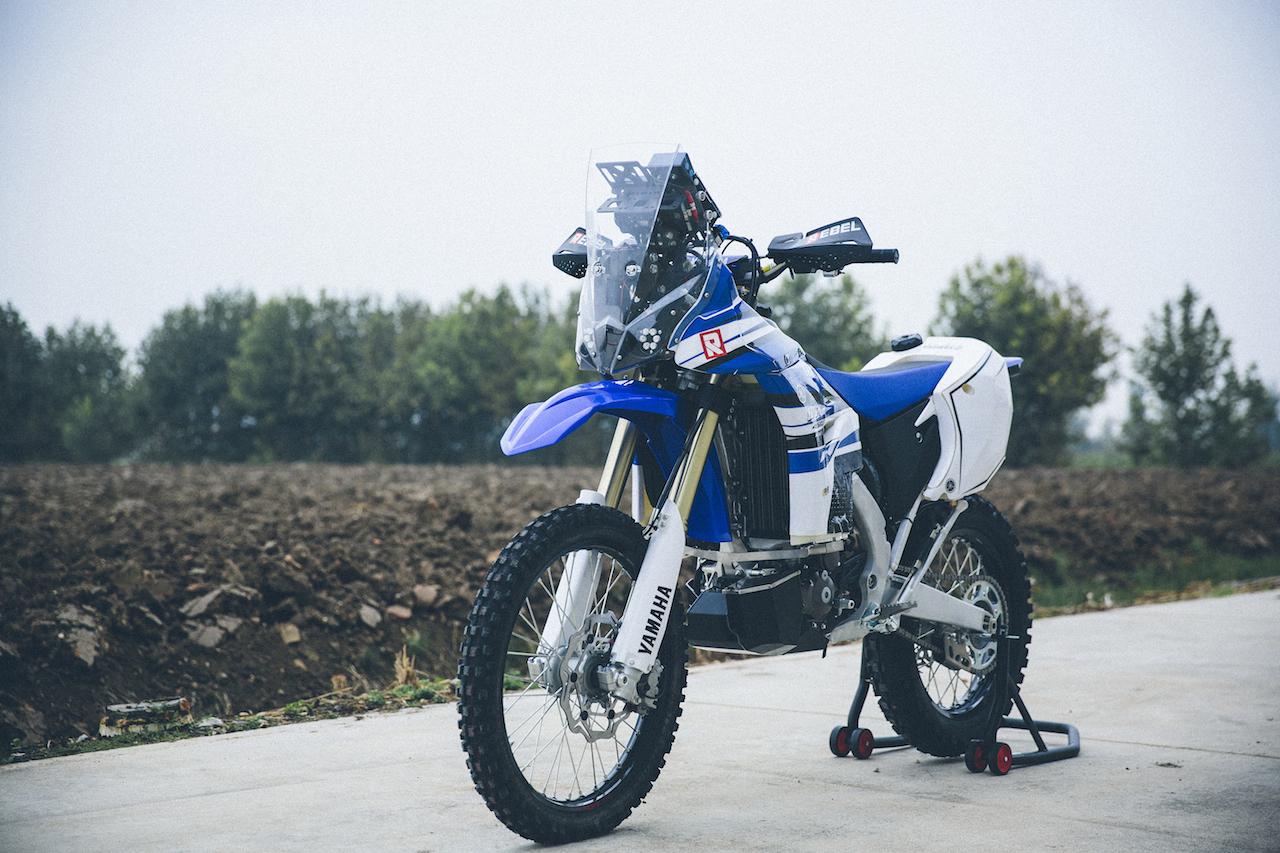 Yamaha wr250f for Yamaha rally bike for sale