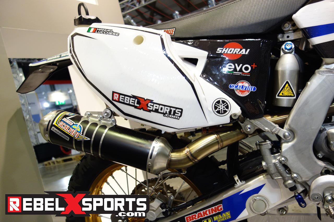 Dakar Rally Kit Motorbike