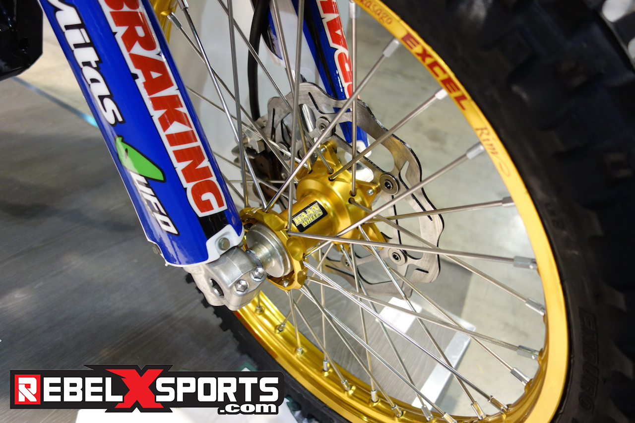 Haan Wheel Logo