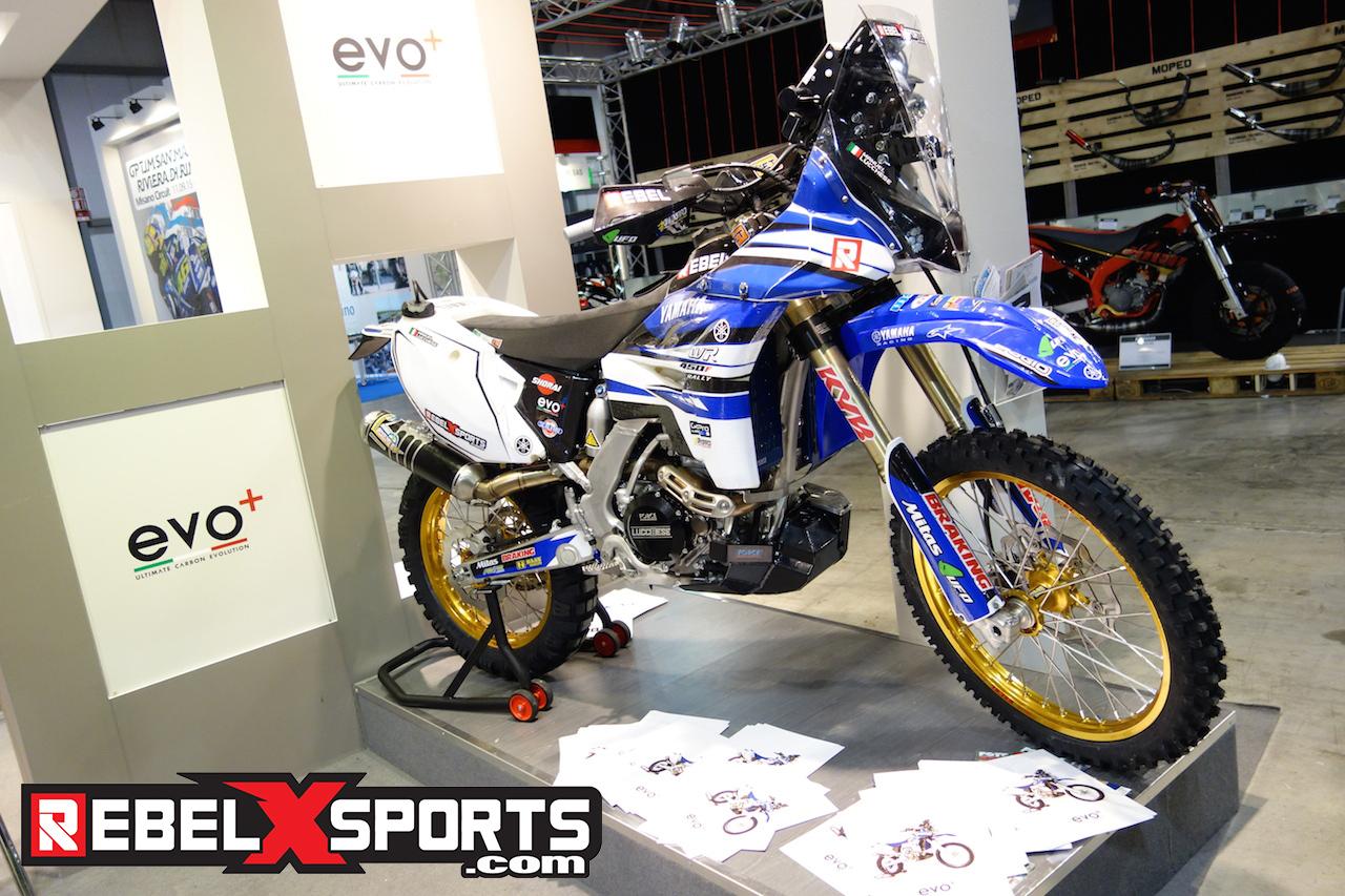 Rally Kit for Yamaha