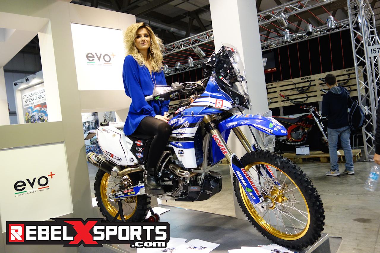 Yamaha WR Rally Kit