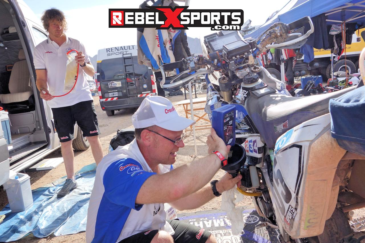 Dakar 2015 Catanese