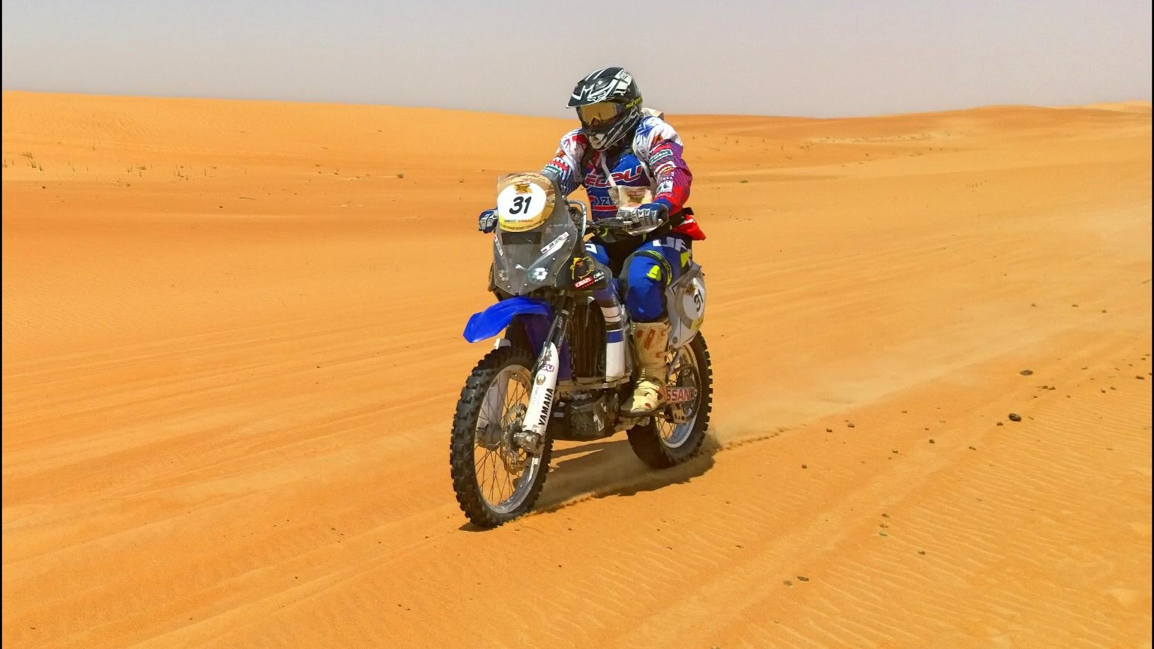 Abu Dhabi Desert Challenge 2015 Yamaha WR450F Rally 21