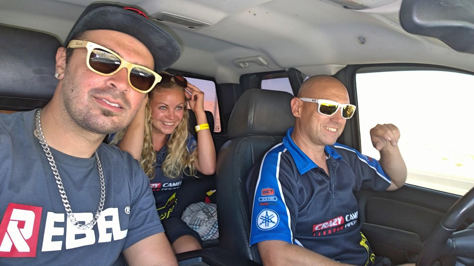 Abu Dhabi Desert Challenge 2015 Yamaha WR450F Rally 22