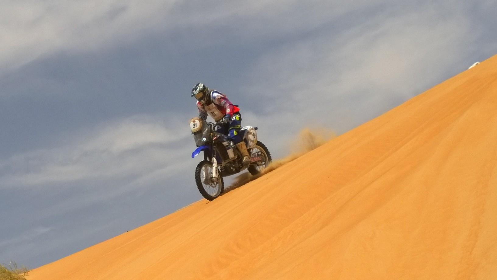Abu Dhabi Desert Challenge 2015 Yamaha WR450F Rally 32