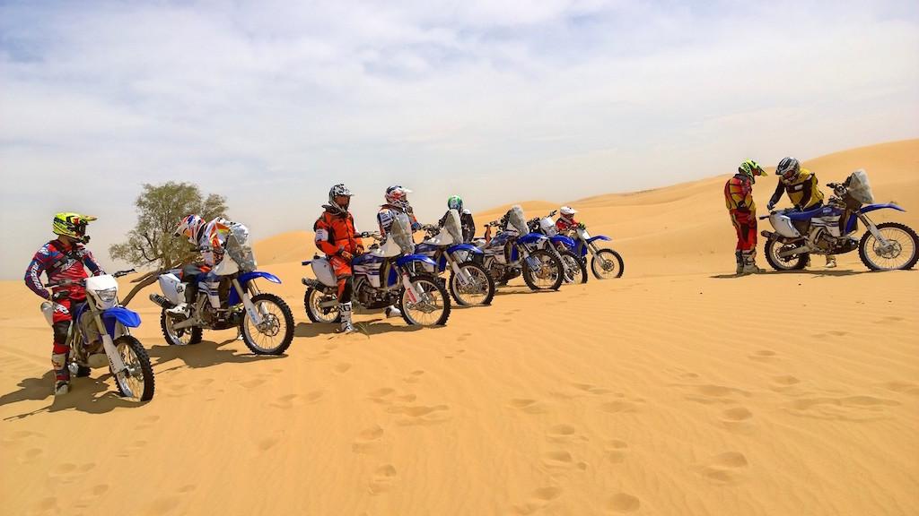 Dubai Motorbike Dakar