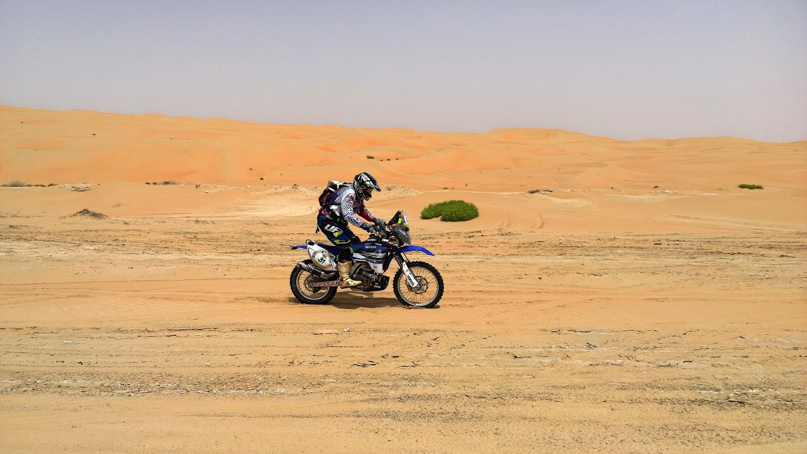 Yamaha Rally Dakar 2016 Zatko
