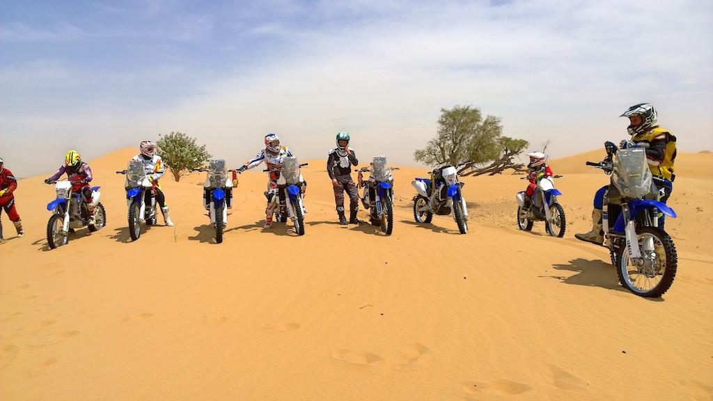 Yamaha Rally Kit Dakar