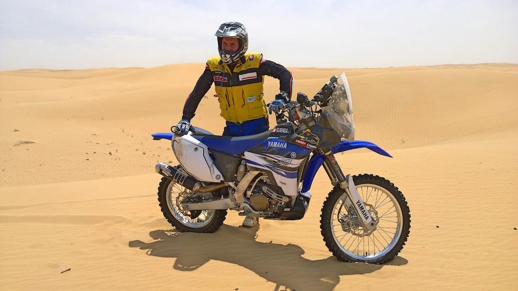 Yamaha WR450F 2016 Dakar