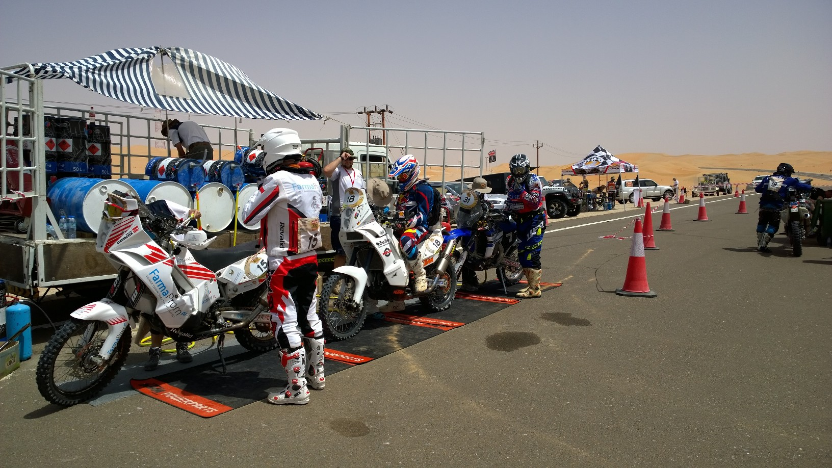 Abu Dhabi Desert Challenge 2016