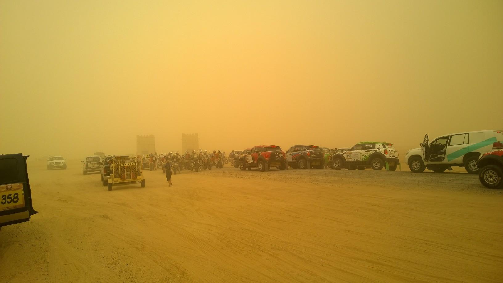 Abu Dhabi Desert Storm