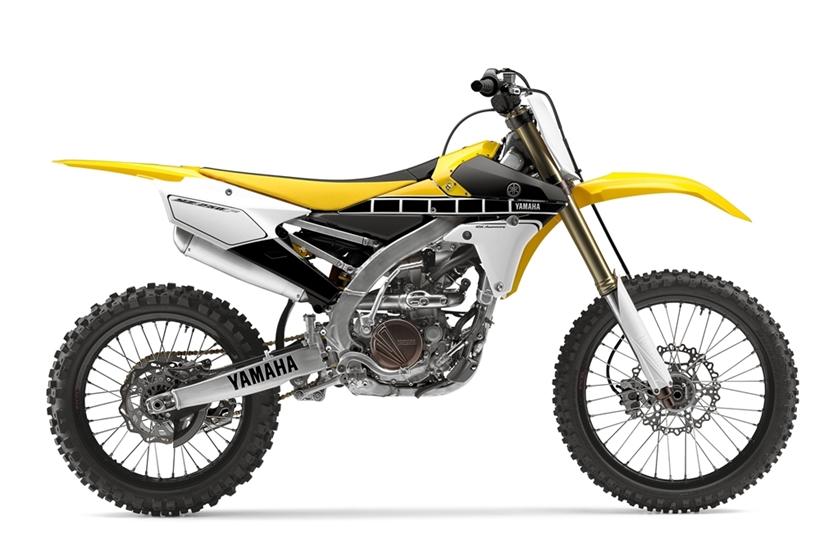 Yamaha 2016 250F