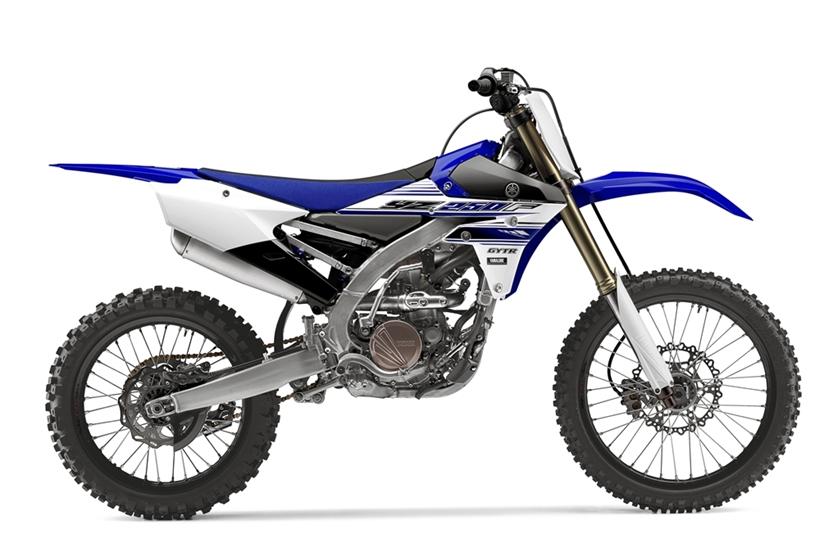 Yamaha YZ250F 2016