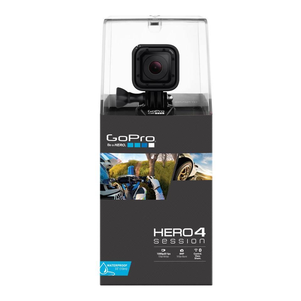 Hero 4 Session GoPro