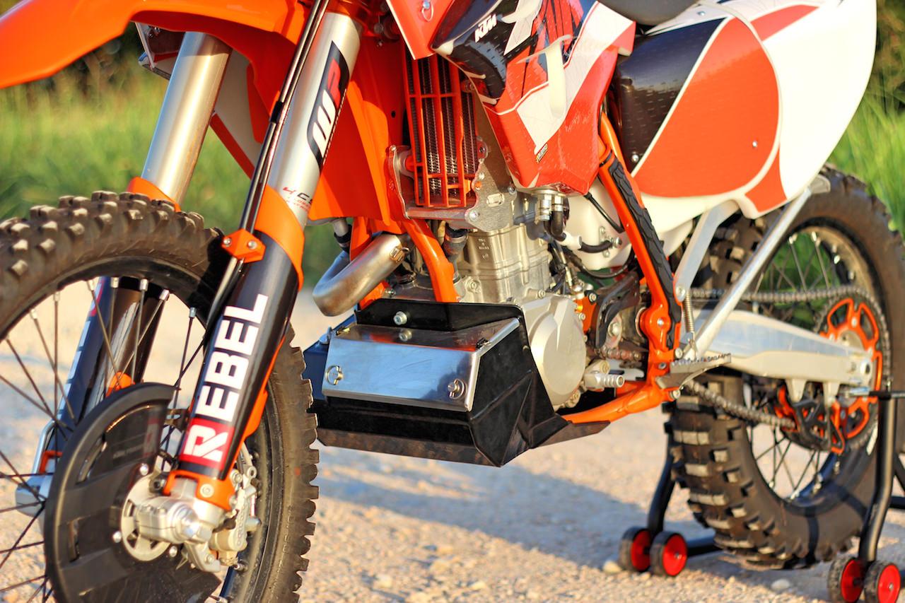KTM EXC Rally Kit Dakar 2016 - 13