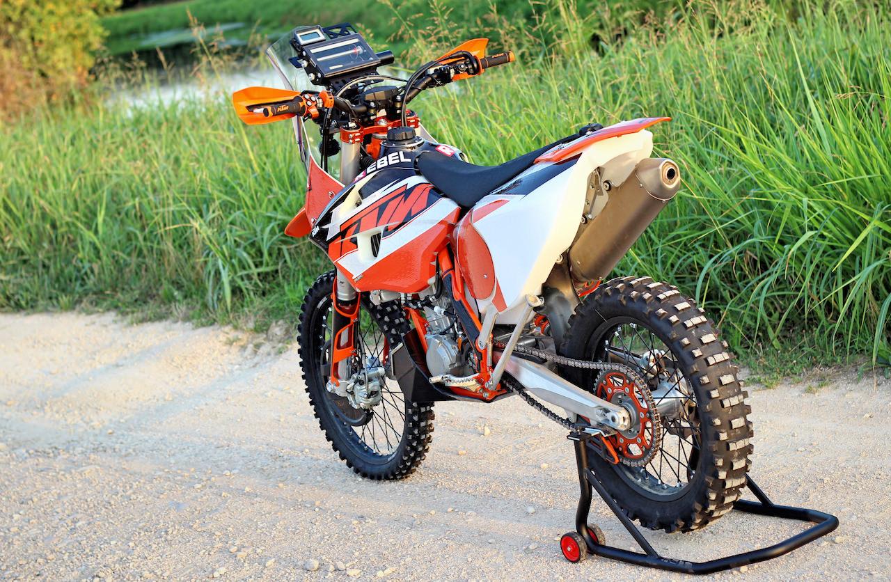 KTM EXC Rally Kit Dakar 2016 - 30