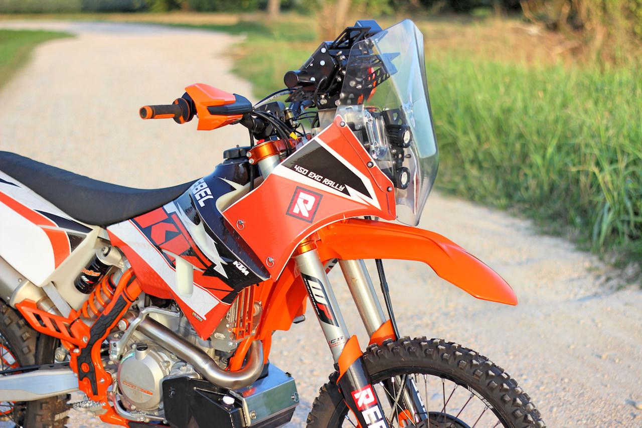 KTM EXC Rally Kit Dakar 2016 - 4