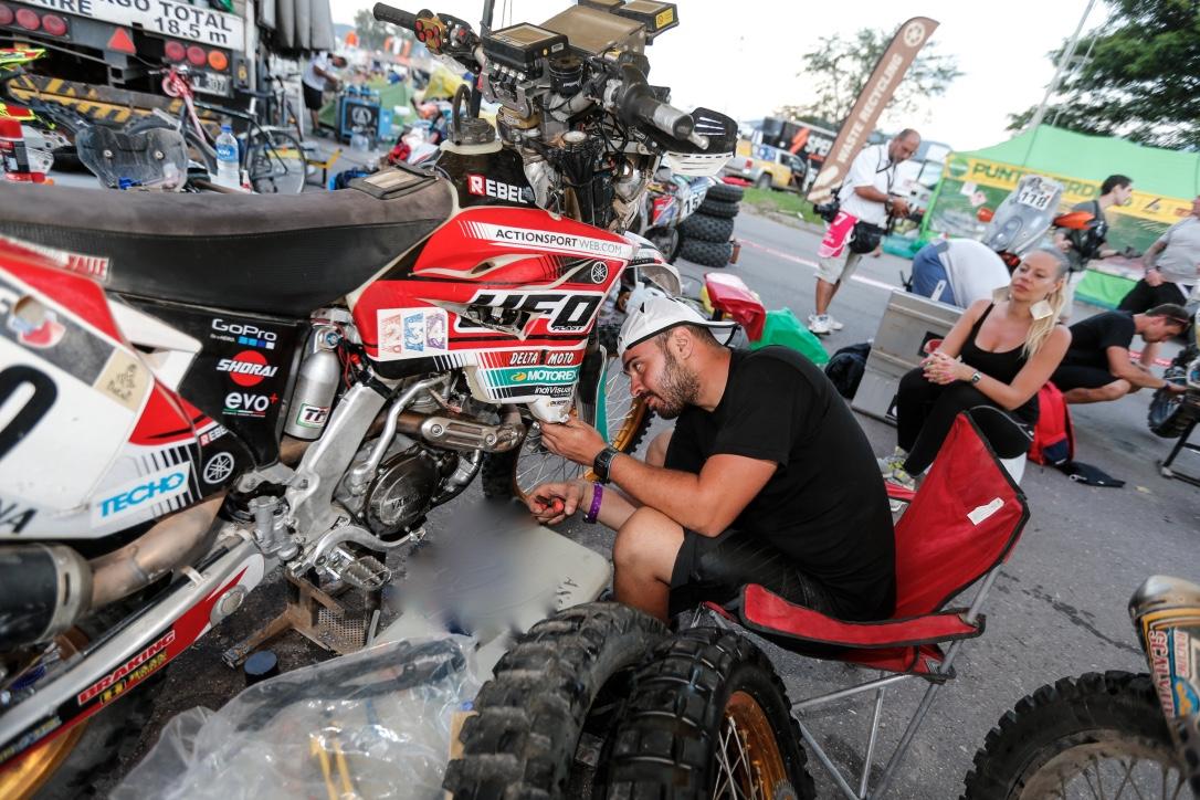 Dakar Malles Moto 2016