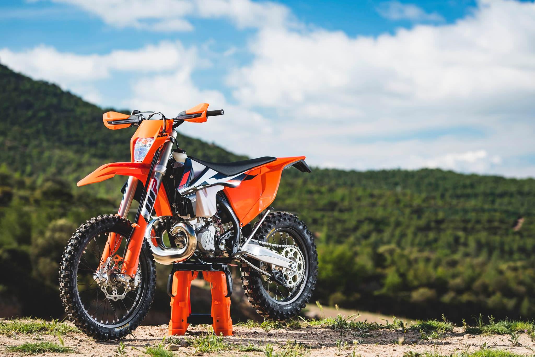 KTM EXC 300 2 stroke 2017