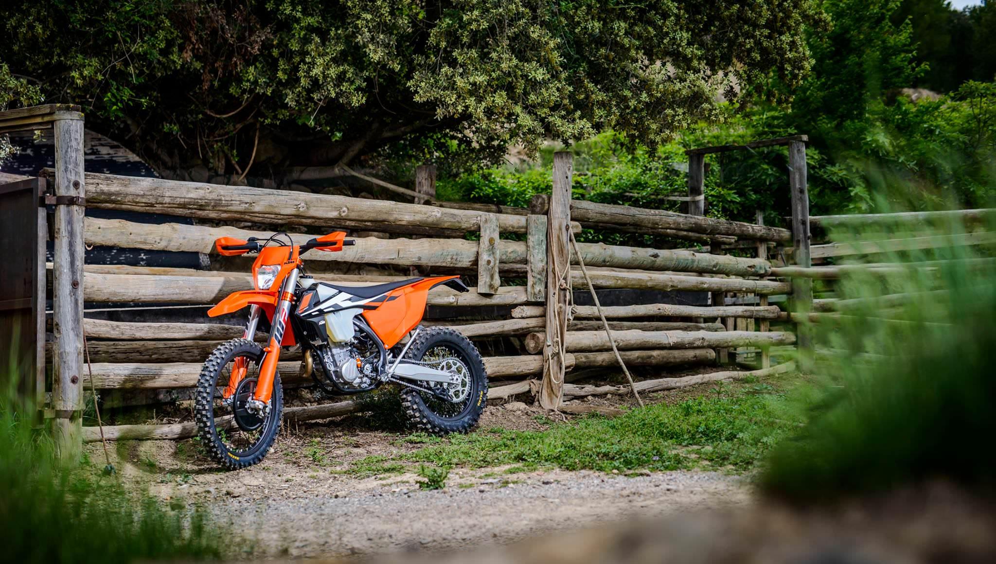 KTM EXC Enduro 2017