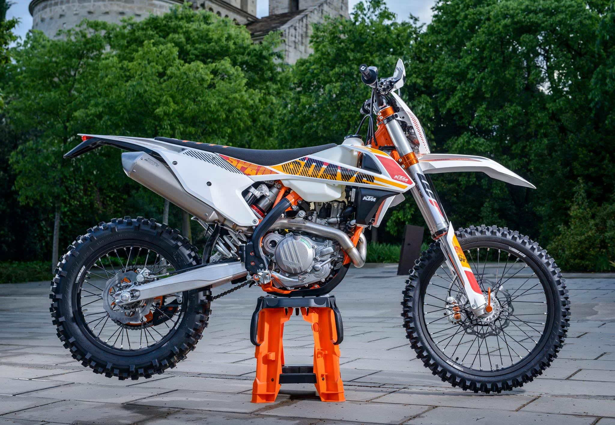 KTM EXC Six Days 2017