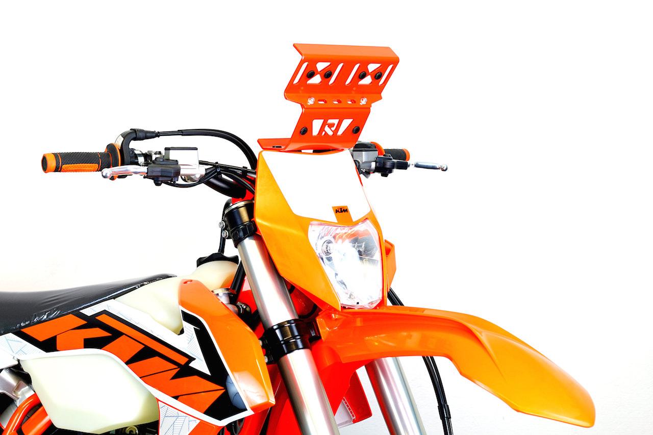 KTM Motorally Bracket
