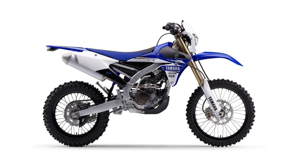 Yamaha WR250F 2017 Enduro 2