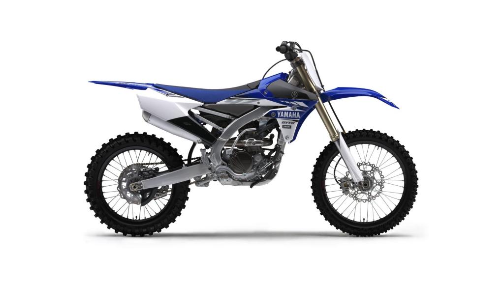 Yamaha YZ250F 2017 Motocross 2