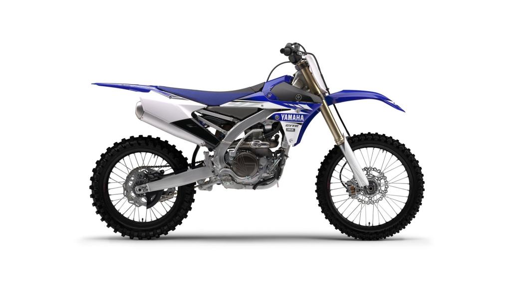 Yamaha YZ450F 2017 Motocross 2
