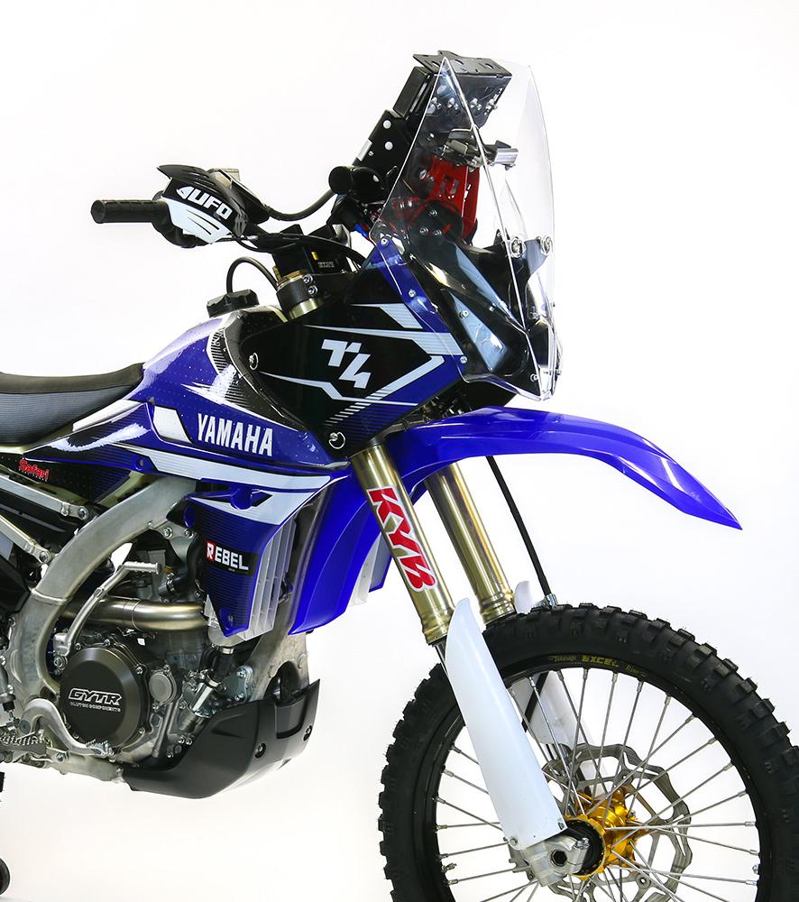 Ktm 500 Exc For Sale >> Yamaha Rally Kit – Rebel X Sports Srl