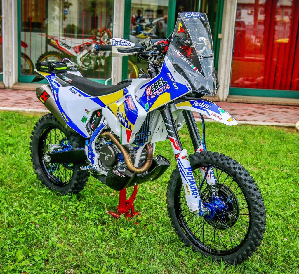 2018 ktm 450 rally. contemporary 450 new husqvarna fe rally kit with 2018 ktm 450 rally