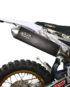 Yamaha WR450F Enduro Full Exhaust System