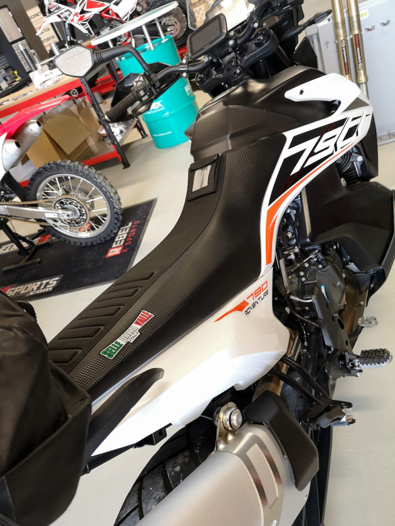New Ktm 790 Adventure R Rally Seat Cover By Selle Dalla